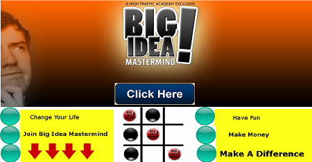Let Big Idea Mastermind Change Your Life